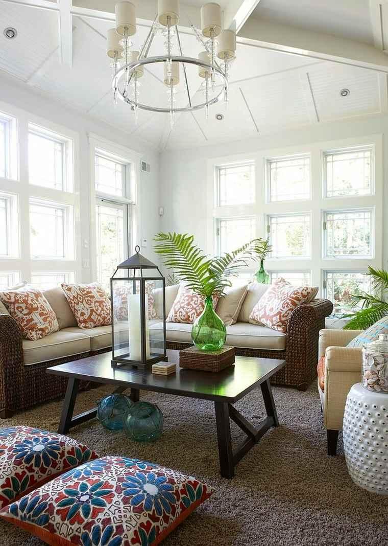 diseno interior tendencias alfombras diseno simple opciones ideas