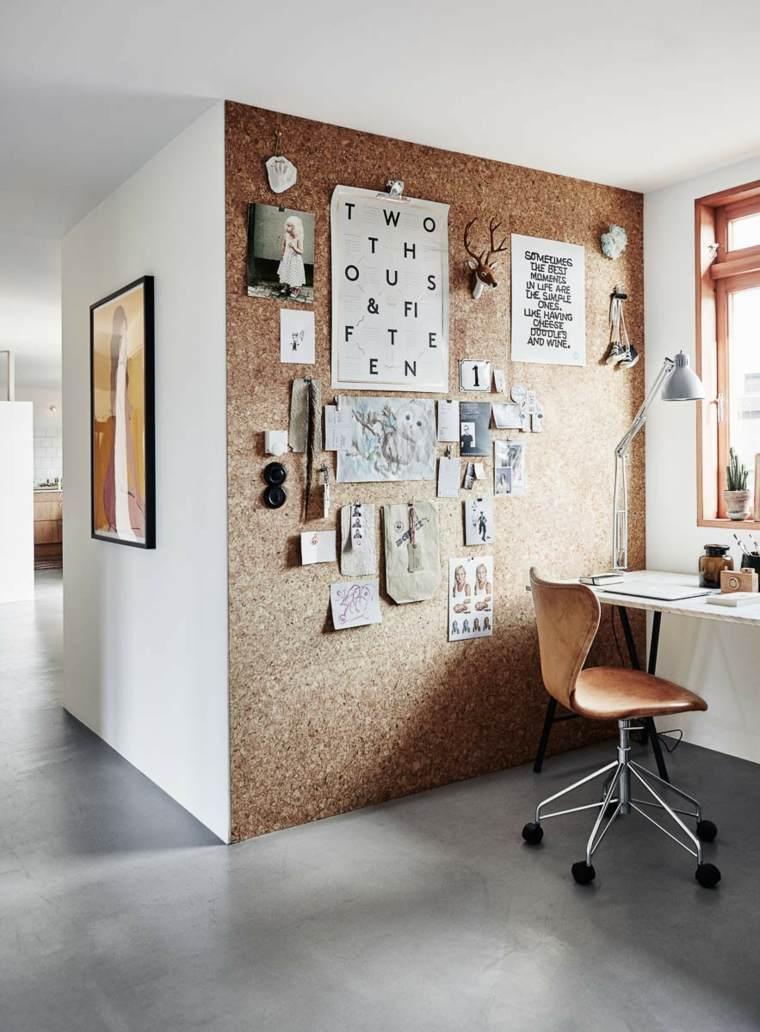 diseno interiores opciones corcho tendencias estilo ideas