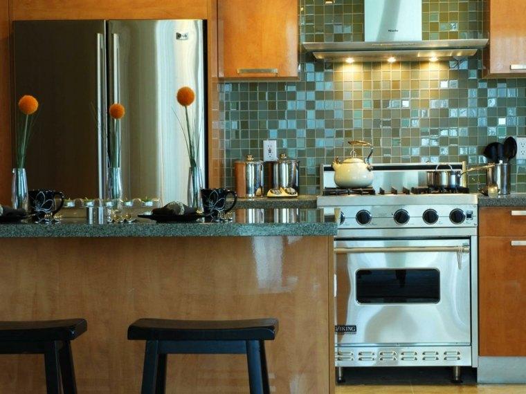 diseño original azulejos cocina