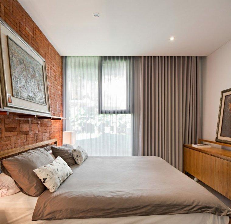 dormitorios calmados frescos luminosos estilos
