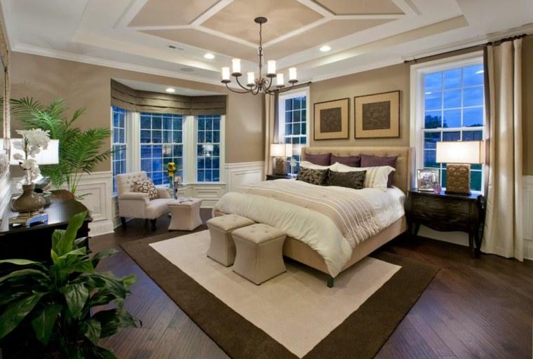 dormitorios clásicos estilo amplias opciones estilo