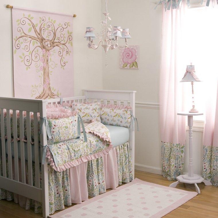 dormitorios de bebes cuna ropa cama opciones ideas