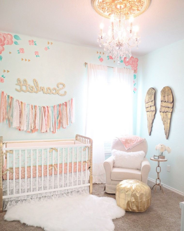 dormitorios de bebes decoraciones originales ideas