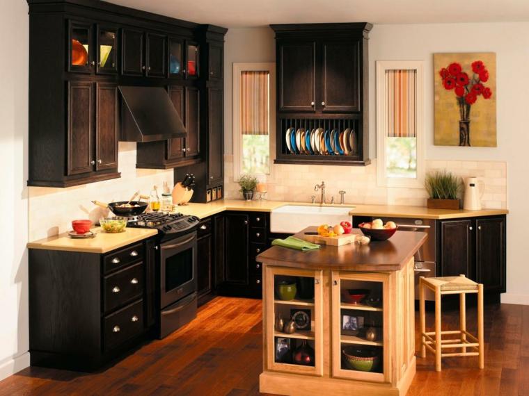 Como distribuir una cocina - ideas y consejos prácticos -