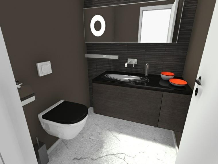 encimeras para baños elegantes