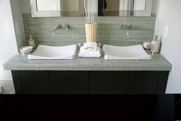 encimeras para lavabos