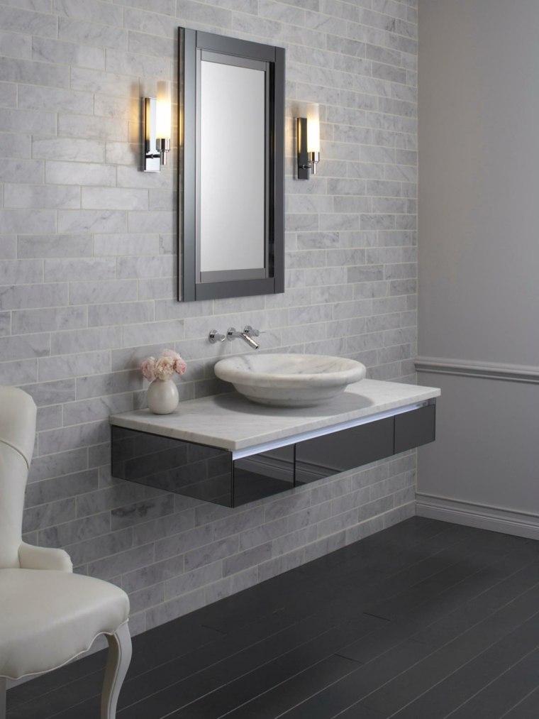 enicmera baño elegante decorar