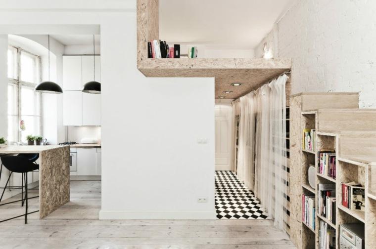 escaleras muebles empotrados ideas opciones