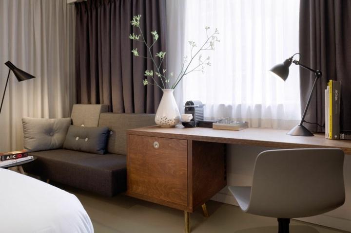 escritorio agregado conceptos muebles flores
