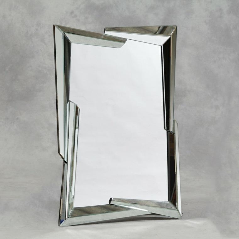 Espejos para recibidor para decorar los interiores for Espejos para entrada de casa