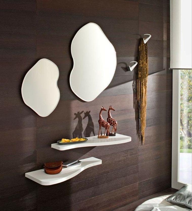 espejos para recibidor decoracin interior