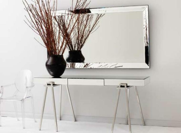 espejos para recibidor decoración intreiores