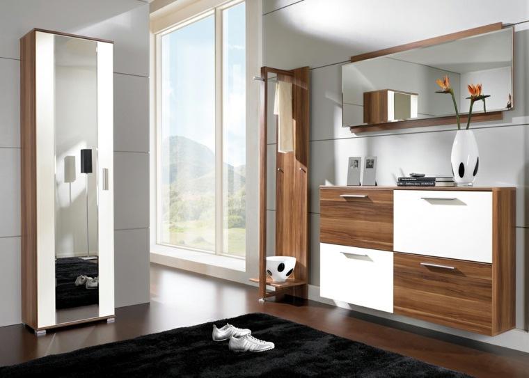 espejos para recibidor decorar casa