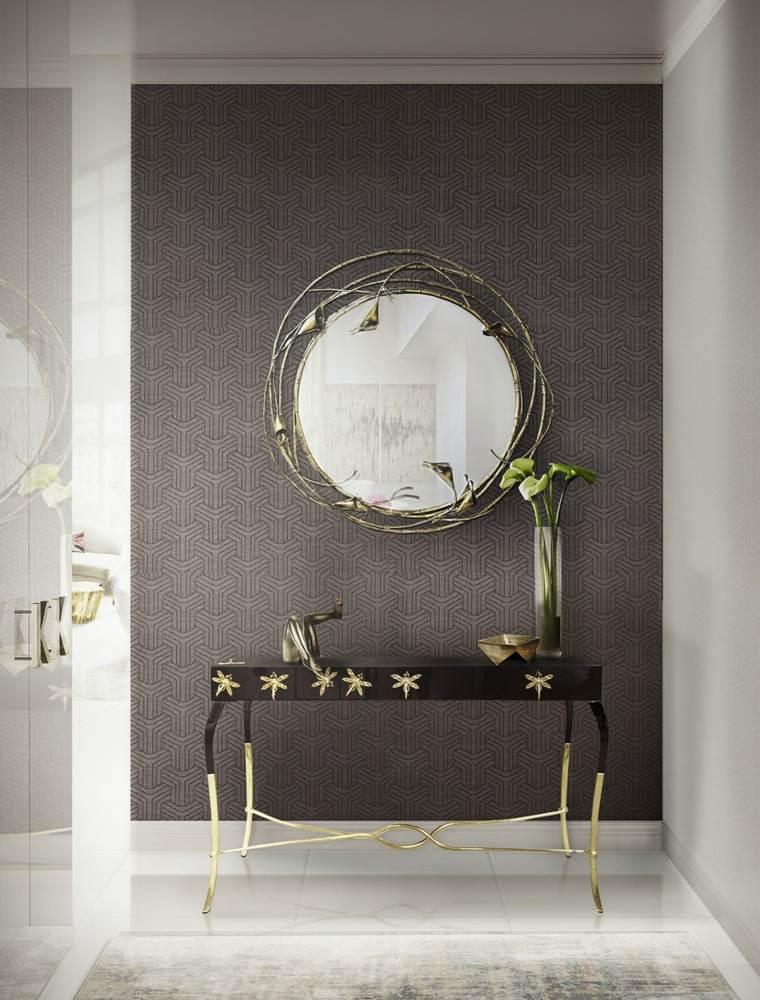 espejos para recibidor diseño