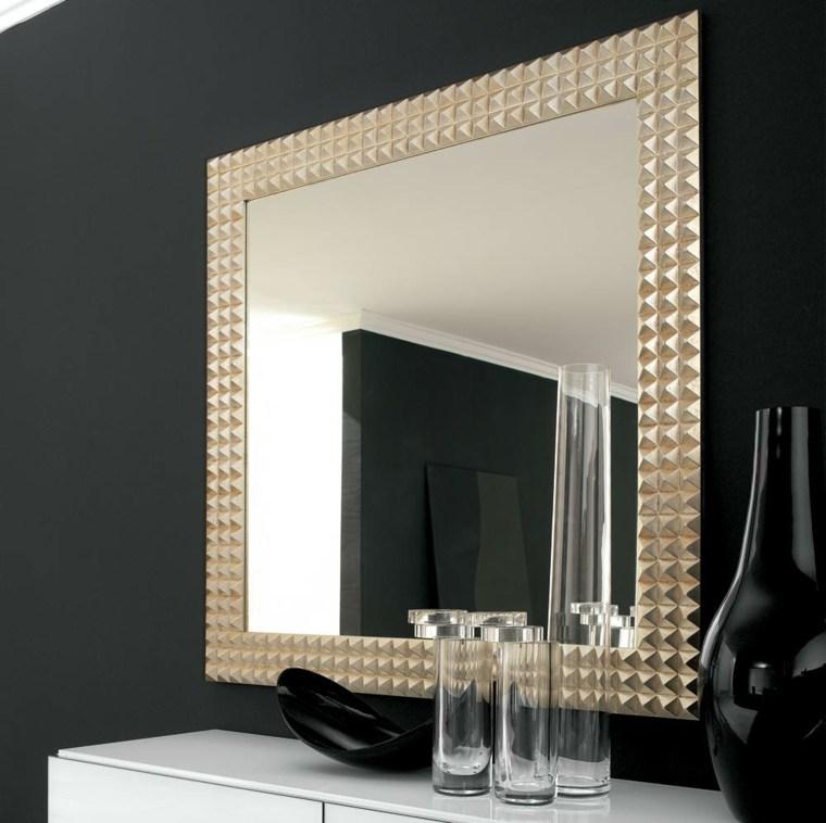 espejos para recibidor elegantes