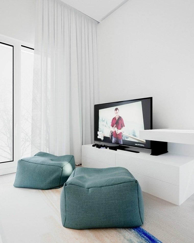 estacion juegos casa moderna cortinas