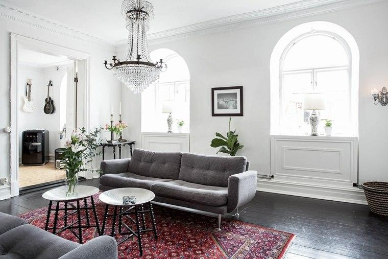 estilo escandinavo interior