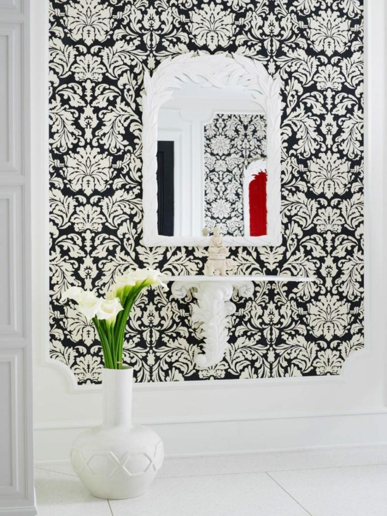 estupendo diseño decoración pasillo
