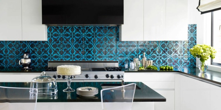 estupendo diseño azulejos cocijna