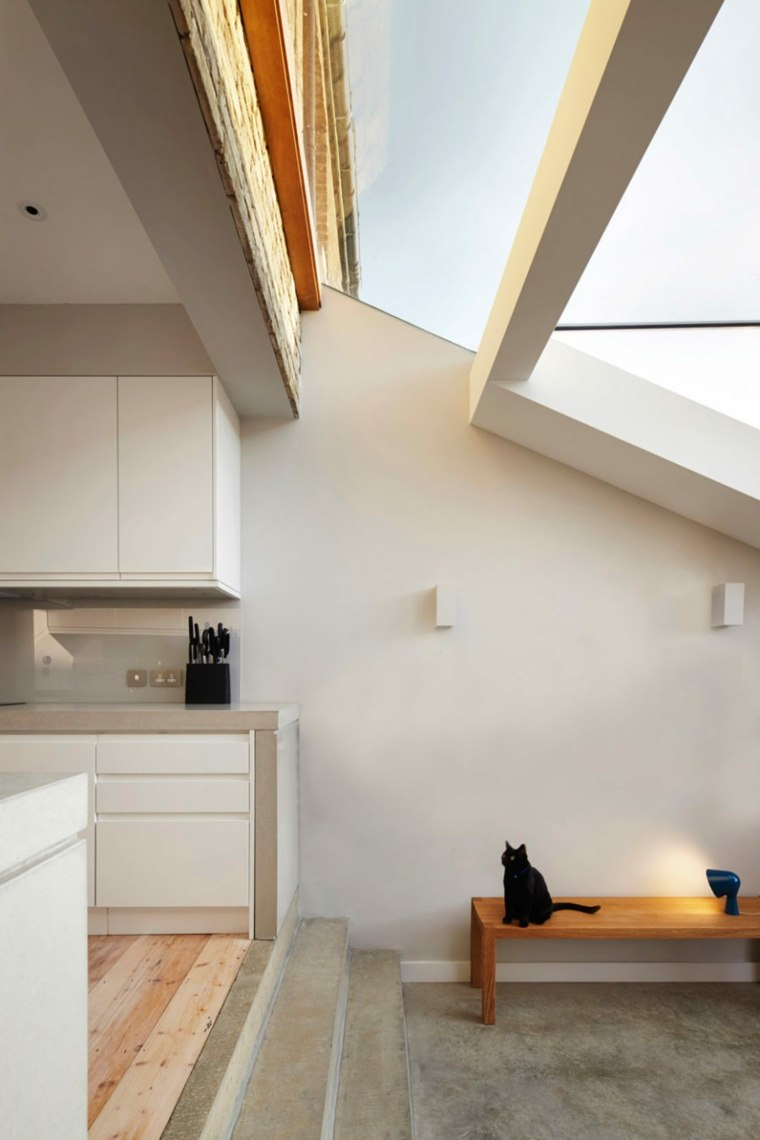 extendida techos luces naturales sillones