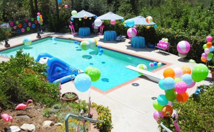 exteriores piscinas fiestas eventos muros