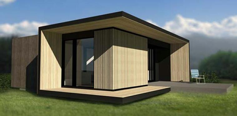 fachadas modernas exterior