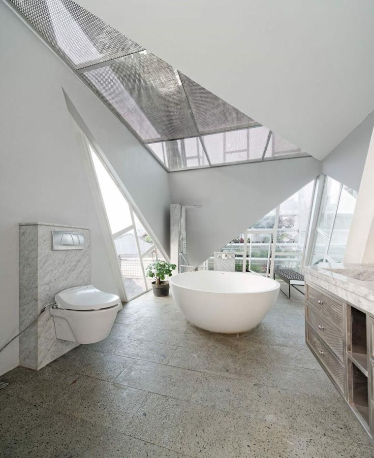 fotos de banos modernos budi pradono architects ideas
