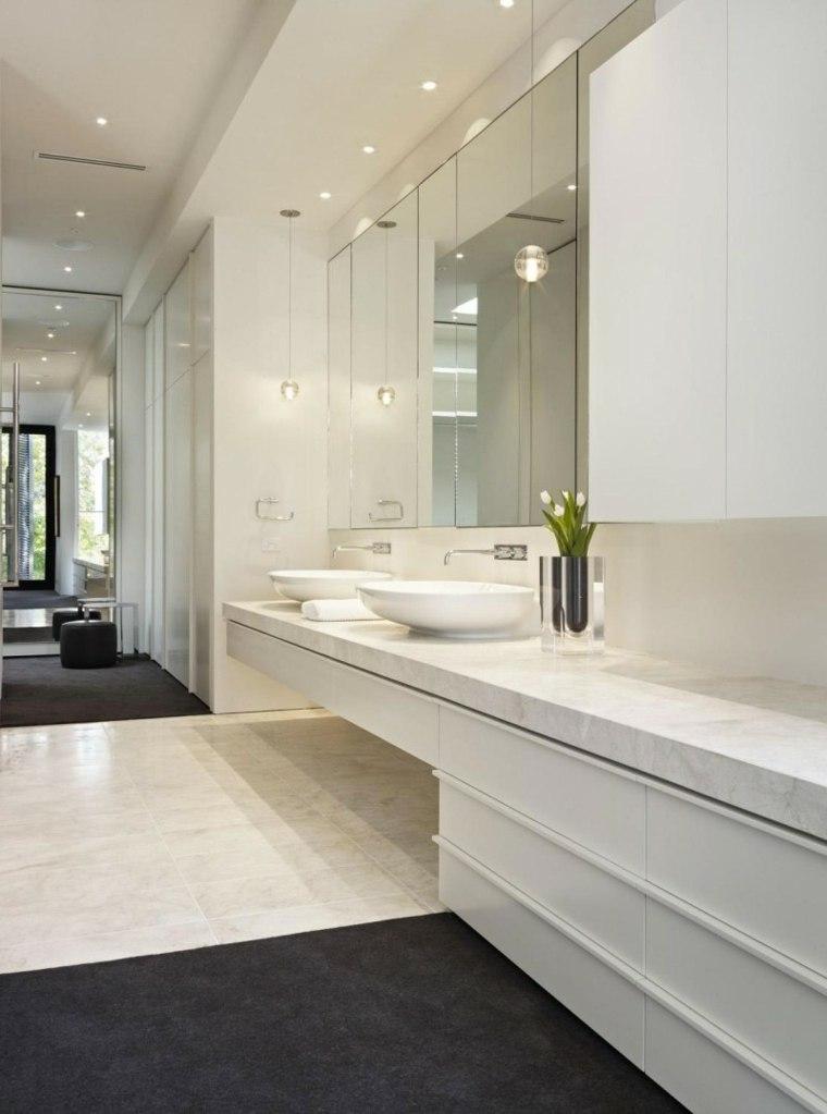 fotos-de banos modernos diseno robert mills architects ideas