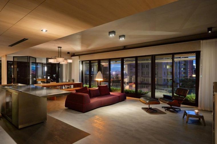 fotos de salones modernos create think design studio ideas
