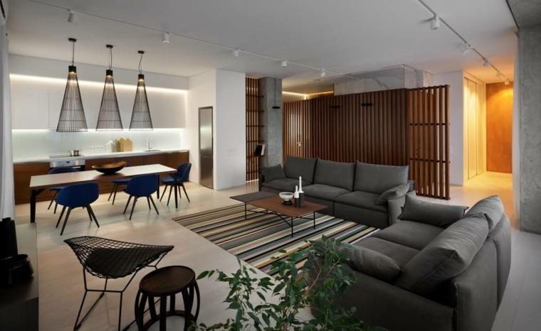 fotos de salones modernos nottdesign ideas