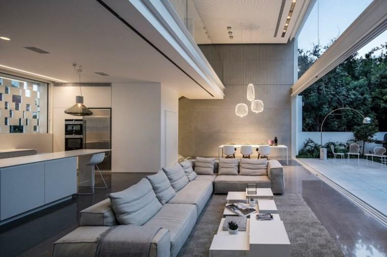 fotos de salones modernos pitsou kedem architects ideas