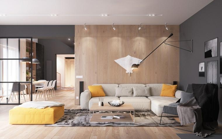fotos de salones modernos muebles sofa b b italia ideas