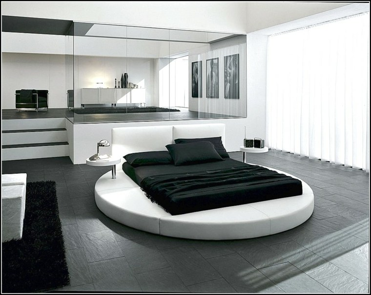 futon cama japonesa dormitorio