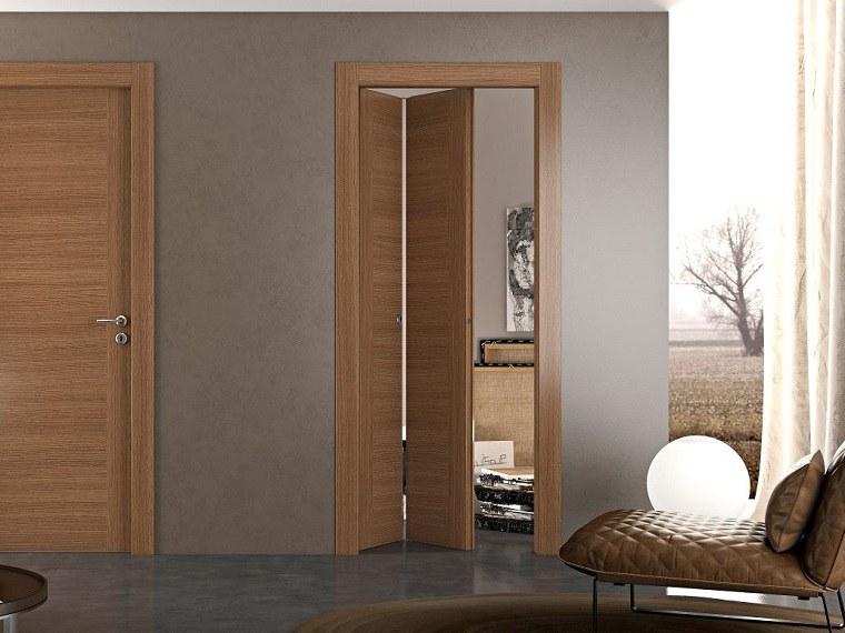 Puertas De Interior Modernas El Estilo Entra En Casa