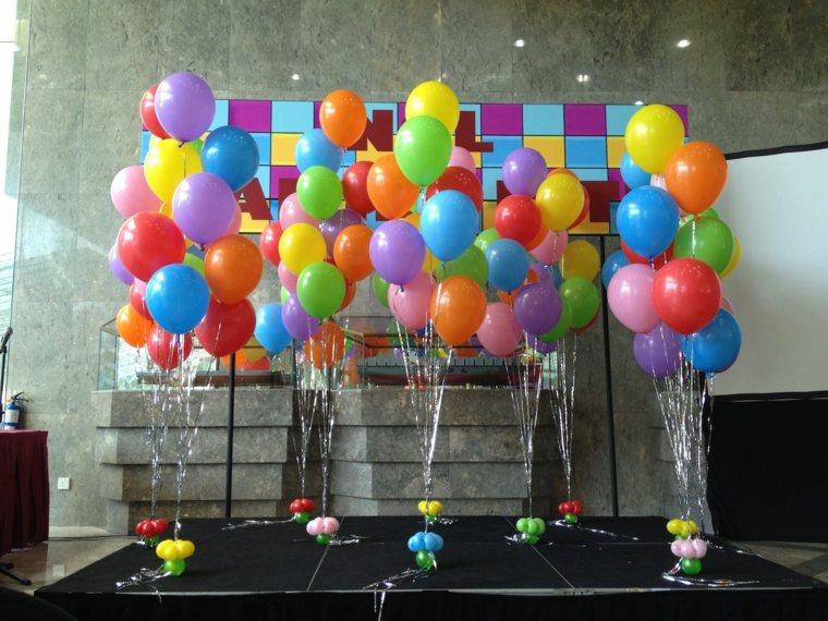globos para cumpleaños interior