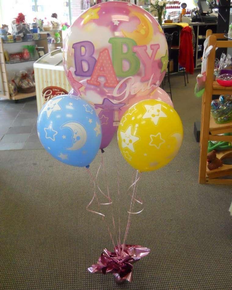 globos para cumpleaños pequeños