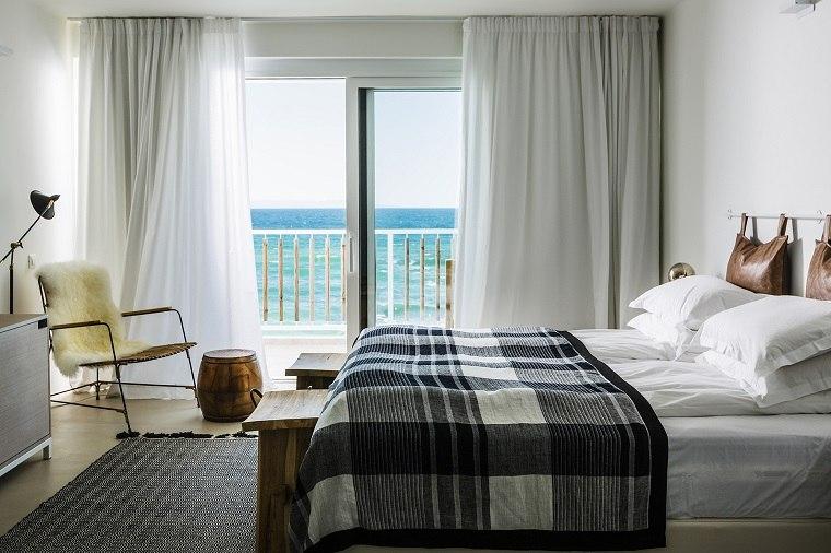 habitaciones frescas modernas encantadoras muebles