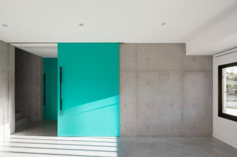 hormigon paredes escalones suelos diferentes paredes