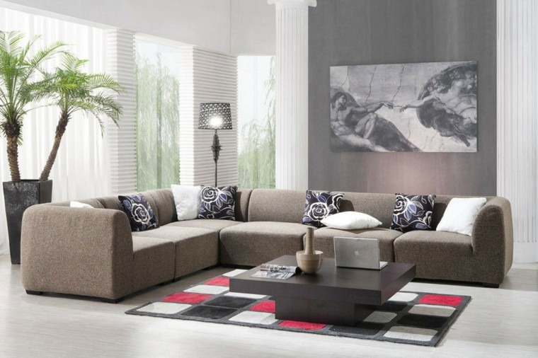 ideas para decorar tu casa salón