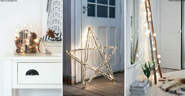 ideas decoracion navideña moderna