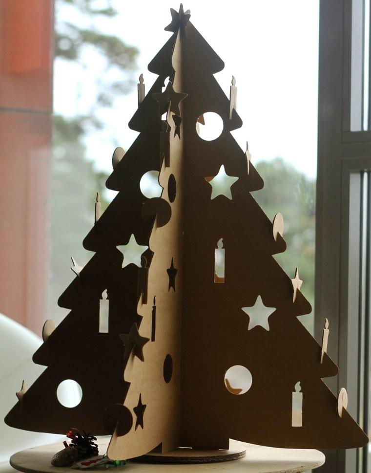 ideas originales arboles de navidad
