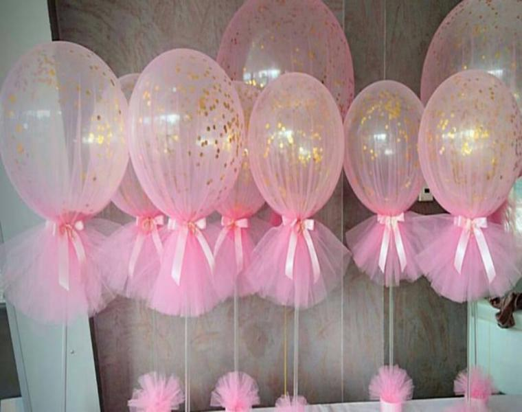 Adornos con globos ideas geniales para decorar una fiesta for Ideas originales de decoracion