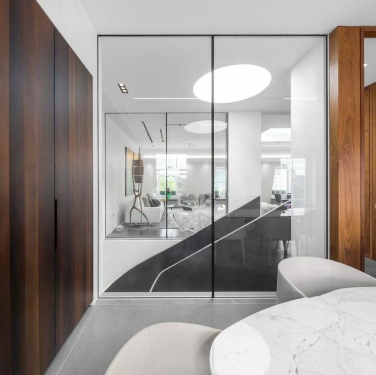 ideas puertas cristales muebles cristales