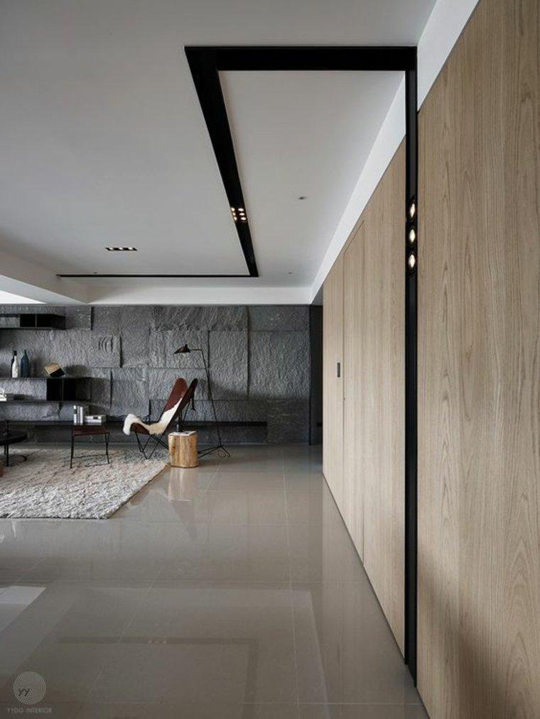 Interiores modernos e inspiradores de estilo minimalista for Estilo eclectico diseno de interiores