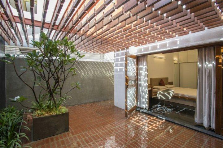 ladrillos cubierta terraza especial techada