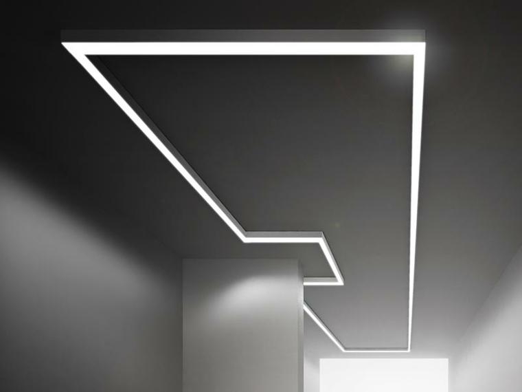 luces led diseño interiores
