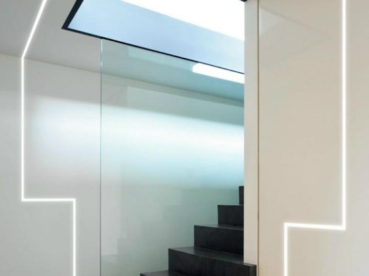 luces led interior panzeri