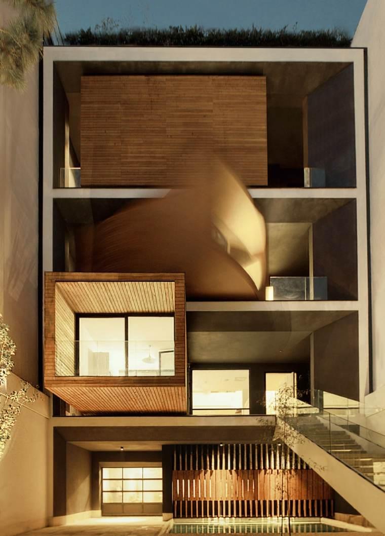 madera cubiertas muebles colores sencillas