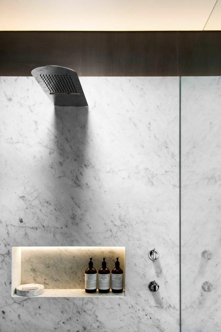 marmol casas estilos accesorios materiales