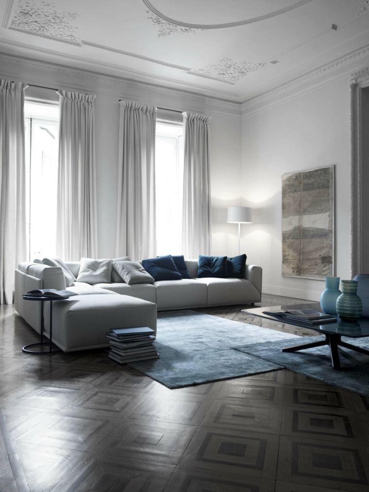 meridiani lewis sofa salon diseno ideas